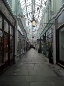 Bukan Diagon Alley =P